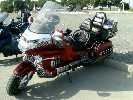 honda: classic Japanese bike, Honda Gold Wing