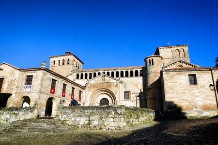 del: Santilla del Mar, historic town situated in Cantabria, Spain Editorial
