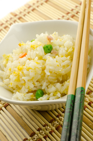 cantonese: Fried rice, traditional chinese recipe, cantonese food