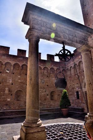 touristic: Touristic destination in Tuscany, Siena