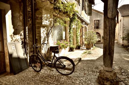 French destination, Labastide Darmagnac Imagens