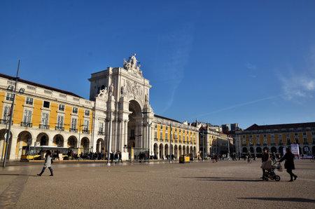 parole: Lisbon, Portugal, European tourist destination