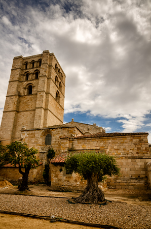 Zamora preserves in its old town an important legacy of Romanesque art, set on the banks of the River Duero, its medieval importance has left a mark in the shape of walls, palaces and churches