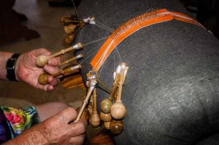 Bobbin Lace is a centuries-old tradition of Peniche, considered the main handcraft activity of the area, a cultural heritage recognized both in Portugal and abroad
