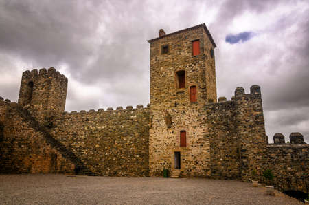 Bragança has a long history and a strategic location near Spain the medieval Cidadela on the hill is an impressive attraction and its ramparts have wonderful views out over the surrounding countryside