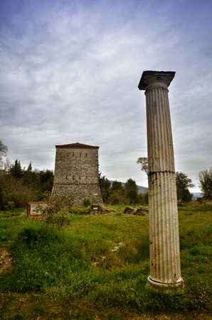 Butrint is the Albania's major archaeological centers and is protected . The ancient town has been built on Ksamil Peninsula
