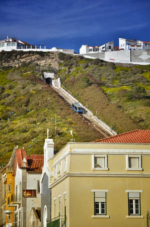 Nazare is one of the most popular seaside resorts in Portugal, considered by some to be among the best beaches in Portugal. The neighborhoods are linked by a funicular railway.