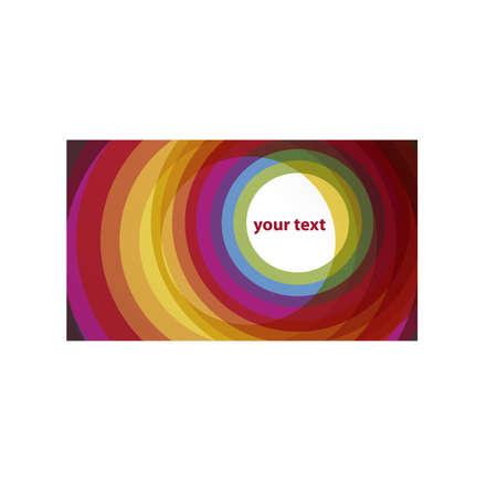 colour banner Stock Vector - 9902063