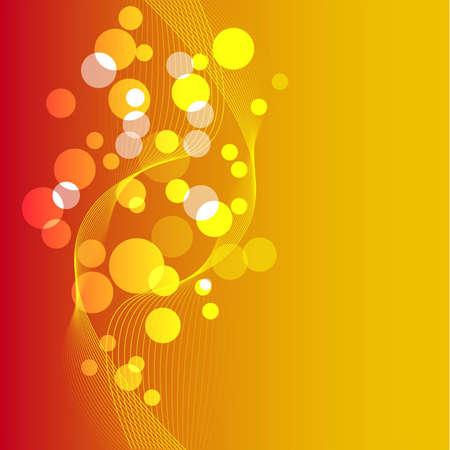 abstract graphic Vector