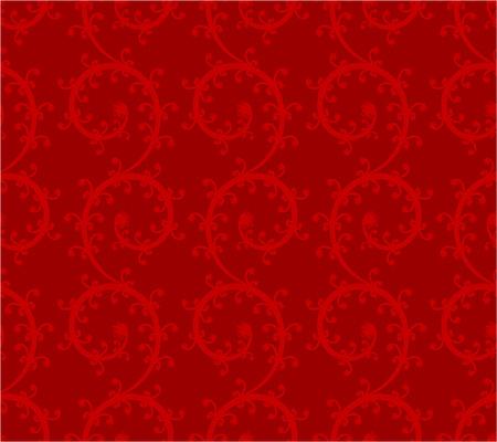 seamless pattern of spirals Stock Vector - 4692715