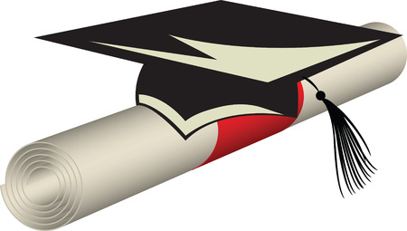 diploma, elegant Stock Vector - 6500833