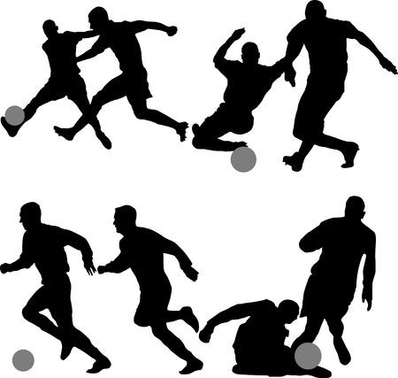 football2 Stock Vector - 6984991