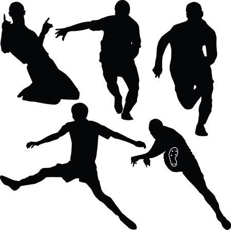 football4 Stock Vector - 6984990