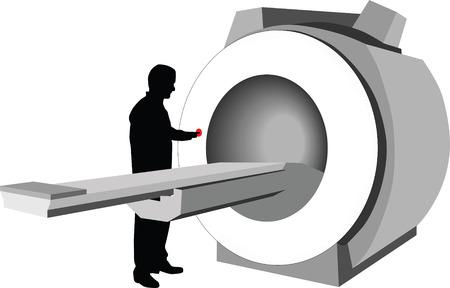 operations: r�sonance magn�tique Illustration