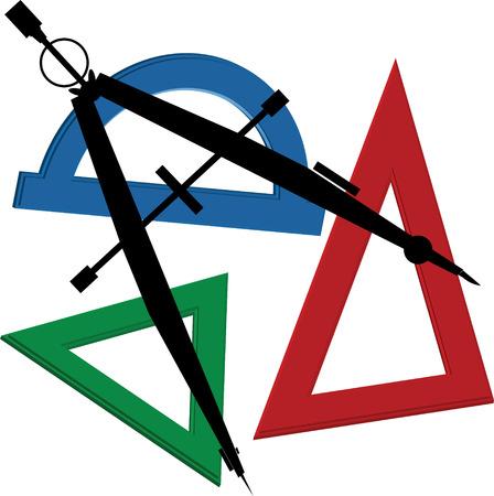 mathematics geometry Illustration