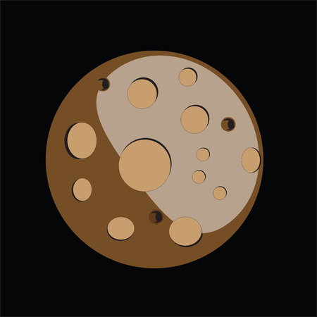 moon Stock Vector - 7036305