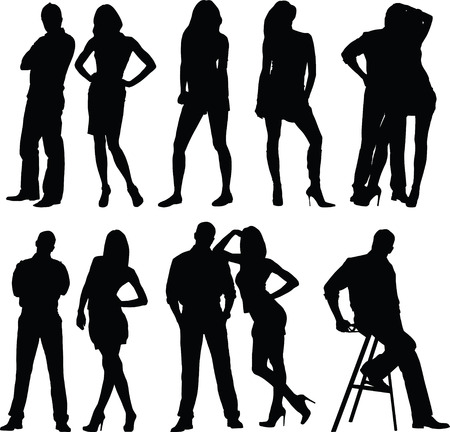 fitness danse: personnes