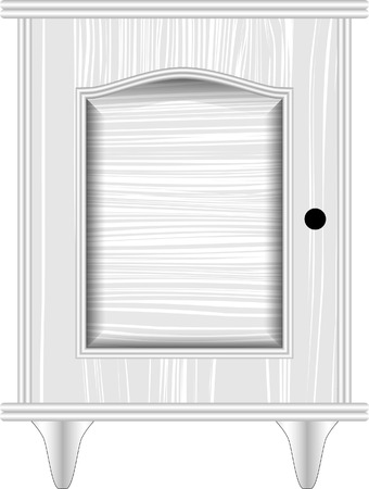 hinges: dresser, furniture, classic, white