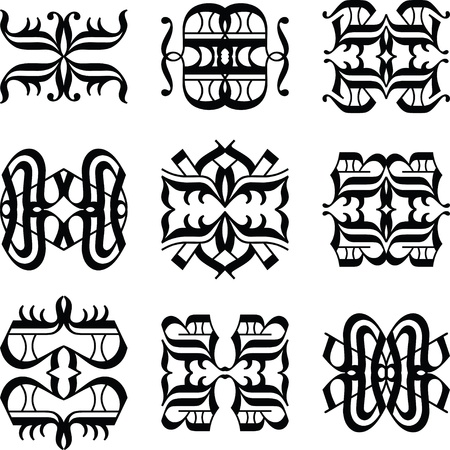 tattoo tribal vector decoration Vector