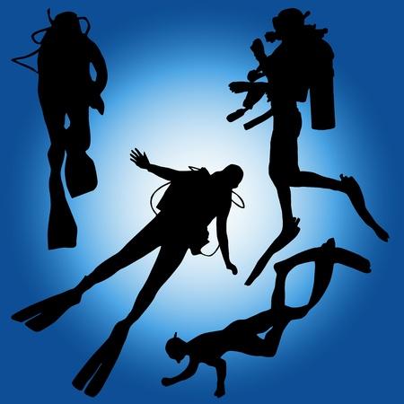 deep sea diver: diver