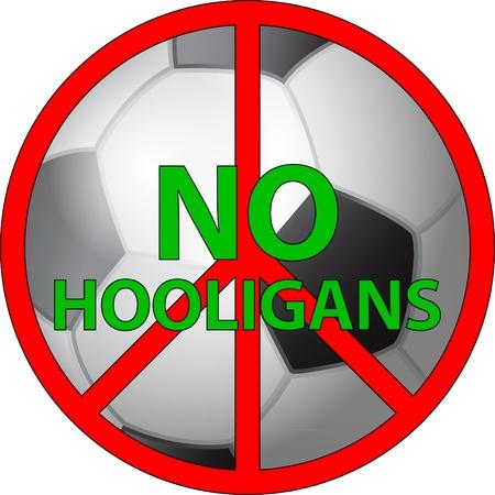nonviolence: no hooligans