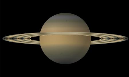 saturn: Saturn Illustration