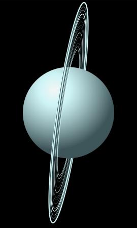 Uranus Vector
