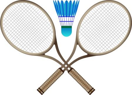 Badminton Stock Vector - 14815507