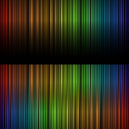 Spectrum of light Stock Vector - 15214219