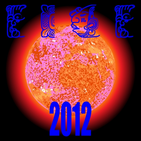 mayan prophecy: 2012 Mayan apocalypse