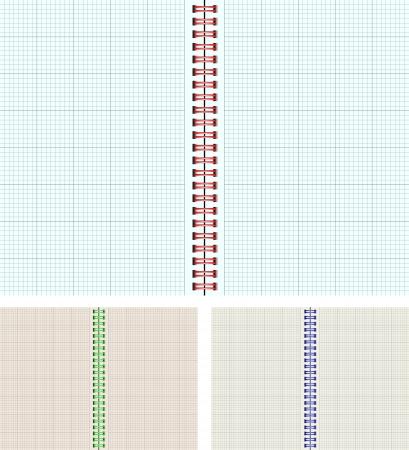 Open Notebook Stock Vector - 16173318