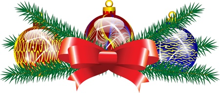 Christmas decoration Stock Vector - 16634223