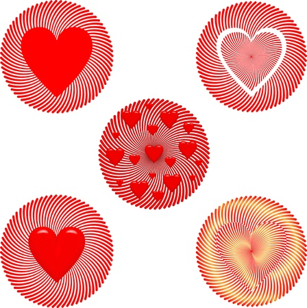 Valentine Stock Vector - 17432002