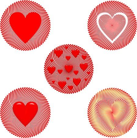 Valentine Stock Vector - 17432002