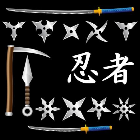 shuriken: armas ninja