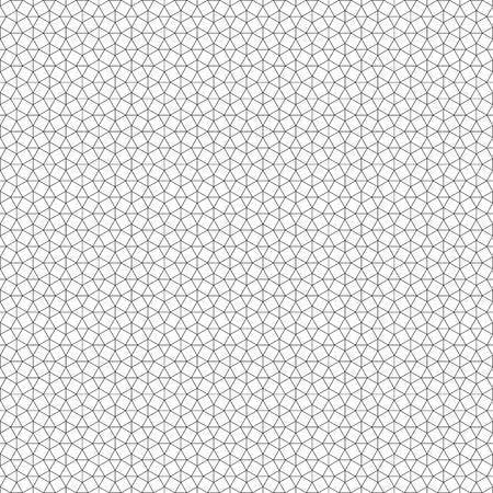 netwerk van geometrische figuren