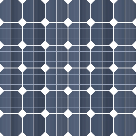 panels: Solar panels as a background