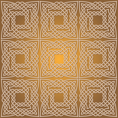 Islamic patterns background Vector