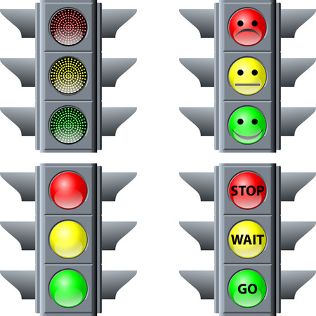 semaphore: Traffic light