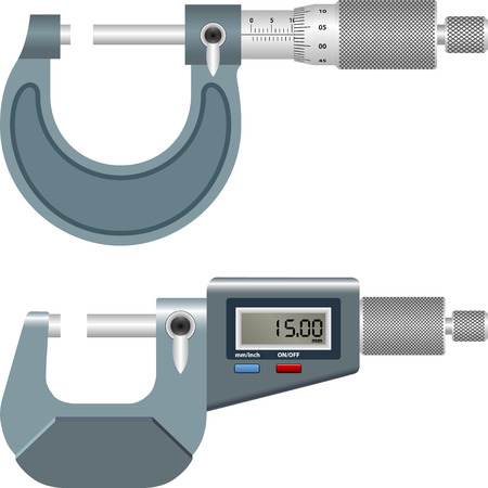 caliper: Micrometer
