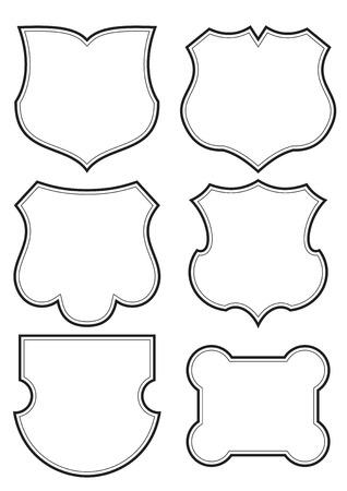 shield frames set