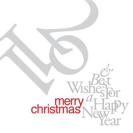 weihnachten: christmas card, vector