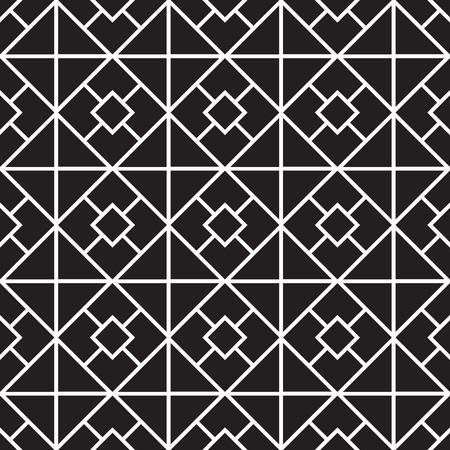 modular: seamless pattern (vector) Illustration