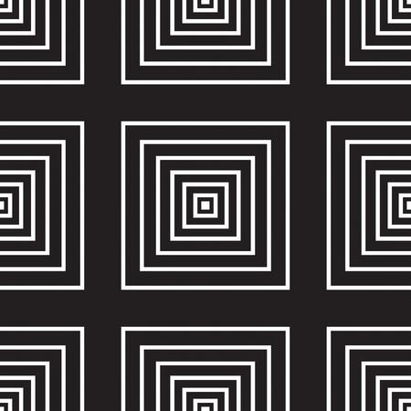naadloze patroon (vector) Vector Illustratie