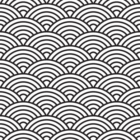 seamless pattern (vector) Illustration