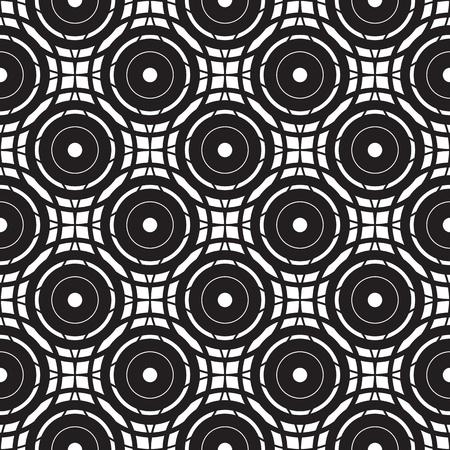 seamless pattern (vector) Illustration