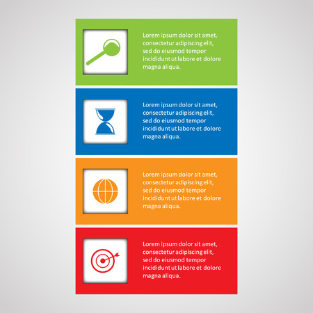 an example: Infographic business example