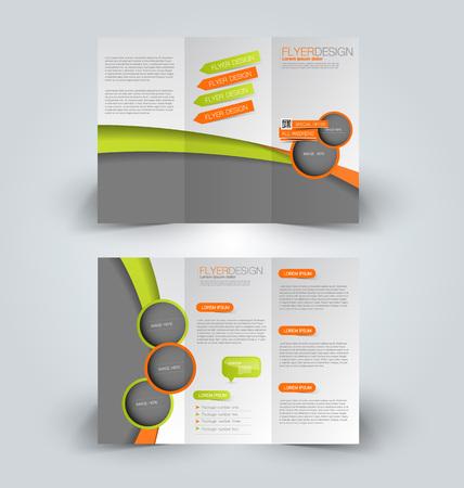 Broschüre Mock-up-Design-Vorlage Für Wirtschaft, Bildung, Werbung ...