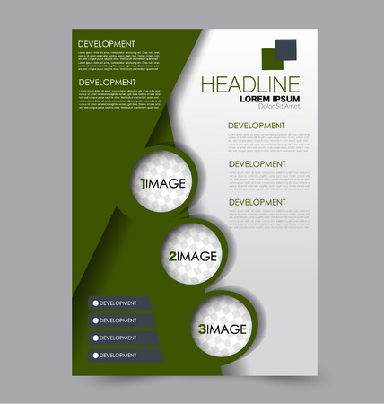 Business Brochure Template Flyer Design Annual Report Cover Royalty Free Cliparts Vectors And Stock Illustration Image 91448325,Front Landscape Design Plans