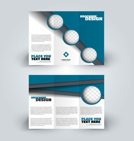 Business presentation, cover, brochure or banner template.